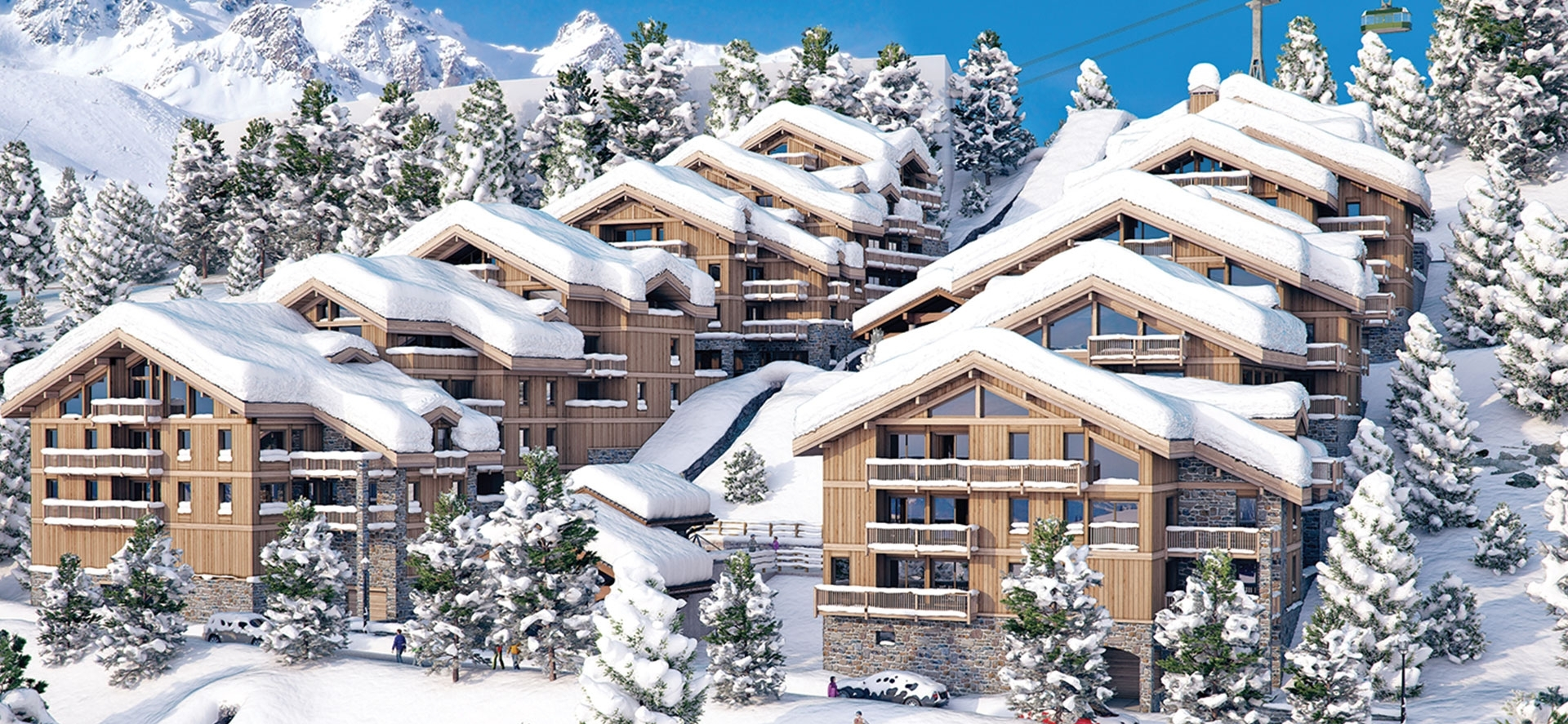 COURCHEVEL PLAZZA